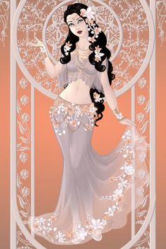 Kanalia Dalenhast -Em by SailorDione ~ Azalea's Dress Up Dolls