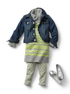 Baby Clothing: Toddler Girl Clothing: Featured Outfits Dresses   Gap