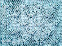The Dandelion Pattern Is One Of Those Terrific Knitting Patterns # das löwenzahnmuster ist eines dieser tollen strickmuster # le motif de pissenlit est l'un de ces formidables modèles de tricot Lace Knitting Patterns, Knitting Stiches, Knitting Charts, Knitting Designs, Knitting Projects, Stitch Patterns, Knit Stitches, Dandelion Flower, Knit Crochet