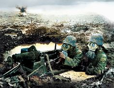 Battle of Passchendaele - WWI
