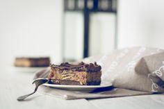 Szybkie ciasto bez glutenu, czekoladowo-karmelowe