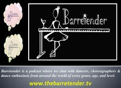 Join your fellow artists on our community page @ http://thebarretender.tv.