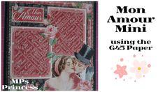 Mon Amour - Mini Album Tutorial
