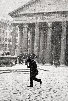 Diane Epstein Photography Rome Weather The Pantheon Rome Italy