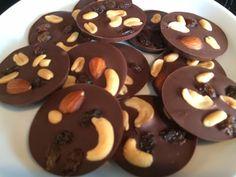 Chocoladeflikken Doughnut, Desserts, Food, Tailgate Desserts, Deserts, Eten, Postres, Dessert, Meals