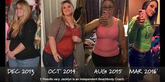 Jacklyn lost 40 lbs with 21 Day Fix and 21 Day Fix EXTREME. See her results!