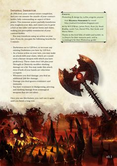 Oath of the Hellsworn Paladin by the_singular_anyone