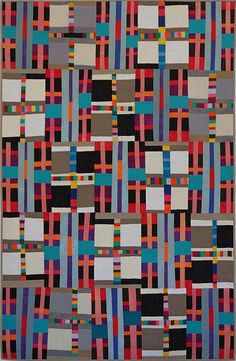 'Not Your Usual' by Robyn Croft.  Judge's Choice, 2012 Auckland Quilt Festival