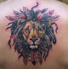 Indian Tiger Tattoo