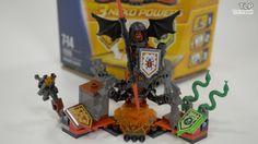 Lego 70335 Nexo Knights : L'Ultime Lavaria - Démo en français