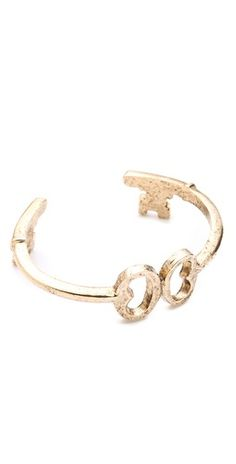 $73.50   Low Luv x Erin Wasson Key Wrap Cuff
