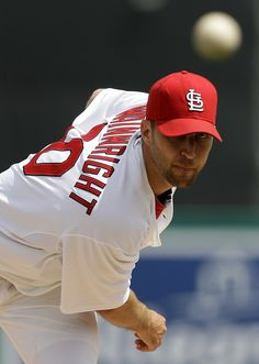 Adam Wainwright is ready to bounce back in 2012!