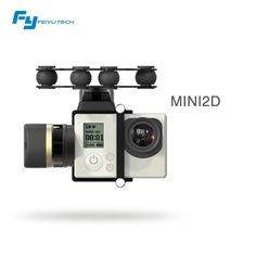 feiyu-tech MINI 2D 2 axis brushless gimbal for drone helicopter quadcopter fixed wing DJI phantom 1 2