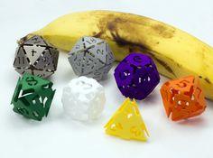 Spiele 10pc zwanzig seitige Dungeons & Dragons RPG Rollenspiel D20 Dice Purple