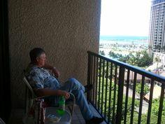Greg in Hawaii