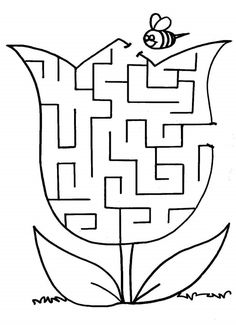 find this pin and more on try your hand at our free printable mazes for kids - Free Printable Kids Activities