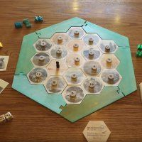 Guys Makes Complete Settlers of Catan Out of a Single 24