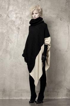 Crochet Summer Poncho Boho Chic Ideas For 2019 Fashion Moda, Look Fashion, Winter Fashion, Womens Fashion, Fashion Design, Child Fashion, Mode Chic, Mode Style, Style Me