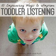 10 надежных способов быть услышанной ребенком. Позвать ребенка по имени. Не возвышаться над ребенком, присесть на уровень его роста. Установите зрительный контакт. Определите реалистичные ожидания, соответствующие возрасту ребенка. Читайте дальше...