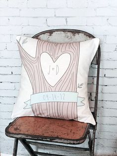 Pillow Cover By Jolie Marche on Etsy