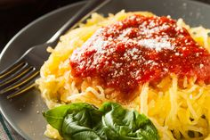 The Pasta Alternative: Spaghetti Squash