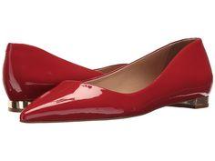 fe344cdc397 MASSIMO MATTEO MASSIMO MATTEO - POINTY TOE FLAT 17 (ROJO PATENT) WOMEN S  FLAT SHOES.  massimomatteo  shoes