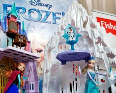 Chillax parents, the great 'Frozen' toy shortage has thawed