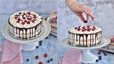 Tento dort je vzhledově trošičku retro, ale tím se nemusíte nechat odradit! Vanilla Cake, Tiramisu, Ale, Cheesecake, Food And Drink, Cooking Recipes, Retro, Ethnic Recipes, Desserts