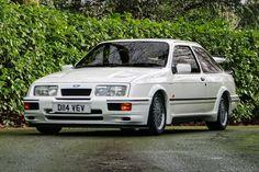 Motorsport Mutterings: Ford Sierra Cosworth VEV up for auction Aston Martin Db5, Aston Martin Vantage, Ferrari 348, Ford Sierra, Ford Motor Company, Jaguar, Renault 5 Turbo, Turbo Intercooler, Turbo System