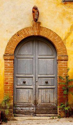La Foce ~ Tuscany, Italy