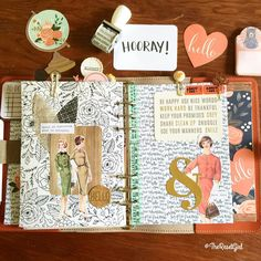 «My fall planner setup is my favorite one of all time! All the details and fun things I created for this planner just make my heart sing! And guess what? I…»