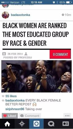 Black excellence by blackizfleek Black Power, Black Girls Rock, Black Girl Magic, Black History Facts, Women's History, African History, By Any Means Necessary, Black Pride, My Black Is Beautiful
