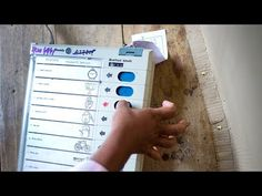 Lok sabha Election 2019 आज से शुरू हो गए है। आप how to vote india की जानकारी Election Commission of india की web पर Voter id search by name के देख सकते है Electronic Voting Machine, Indian Government, It Cast
