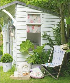 Potting shed chic | Homes and Antiques