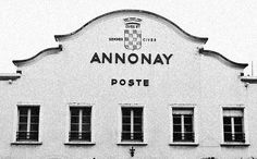 Annonay. France.