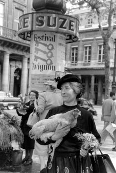 Walking Your Chicken in Paris With Style: A Pictorial Guide   LIFE.com