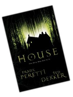 Anything by Ted Dekker is HIGHLY recommended, but 'HOUSE' (co-authored by Frank Peretti)and 'THR3E' are personal favorites. Great mystery/horror reads with a Christian background. HOUSE | Ted Dekker Official Site