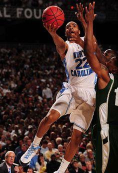 2009 Final Four MVP Wayne Ellington