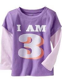 Toddler Girl Clothes: Graphic Tees | Old Navy