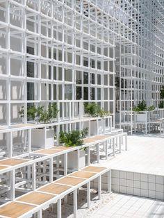 ARTINN Hostel by Aether Architects