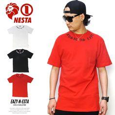 ネスタブランド NESTA BRAND Tシャツ メンズ EAZY-N-ESTA :5v4126:DEEP B系・ストリートファッション - 通販 - Yahoo!ショッピング