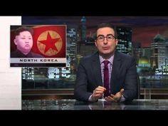 John Oliver - North Korea - YouTube