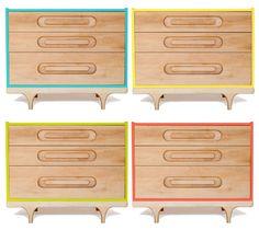 Caravan Dresser by Kalon Studios