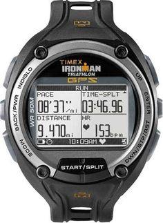 Timex Ironman GPS Triathlon #running #watch