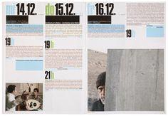 cyan – traum und trauma. filme zur idee israel, brochure, 2005