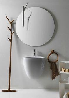 modern bathroom furniture collection ergo bowl