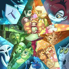 Star Vs The Forces Of Evil Season 2 by SubjectNumber2394.deviantart.com on @DeviantArt