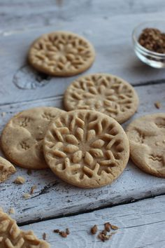 Cookie Recipes, Dessert Recipes, Biscuits, Gourmet Gifts, Holiday Cookies, Winter Food, Pavlova, Love Food, Sweet Recipes