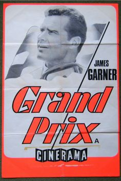 Grand Prix Directed by John Frankenheimer 1967, Cinerama