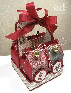 Roses World: deck the halls with milk cartons Roses World: deck the halls with milk cartons The post Roses World: deck the halls with milk cartons appeared first on Cadeau ideeën. Mini Milk, Milk Box, Stampin Up Christmas, Christmas Crafts, Christmas Christmas, Handmade Christmas, Envelope Punch Board, House Gifts, Craft Box